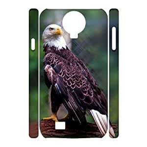 Animals Eagles 3D-Printed ZLB558690 Custom 3D Cover Case for SamSung Galaxy S4 I9500