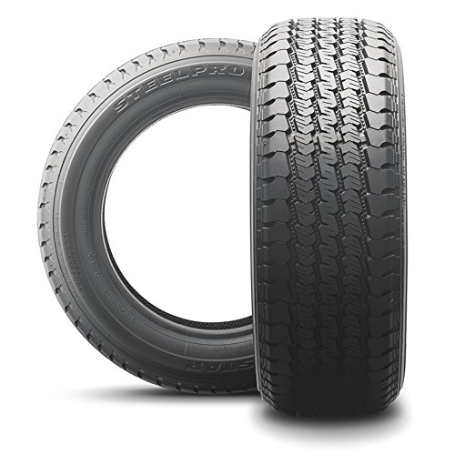 Milestar STEELPRO MS957S All-Season Radial Tire - 195/75R16C 107R by Milestar