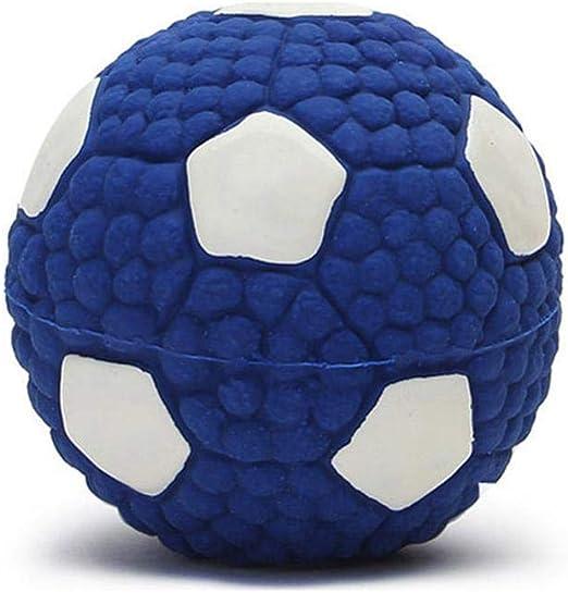 KOBWA Pelota de juguete para perro, pelota de goma interactiva ...