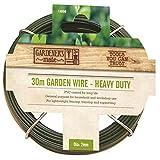Gardman 6406 Heavy Duty PVC Coated Garden Wire, 97'