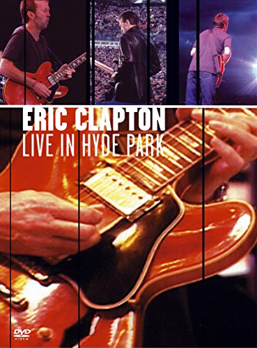 (Eric Clapton - Live in Hyde Park)