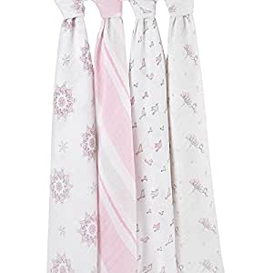 aden + anais swaddle 4 pack | for the birds