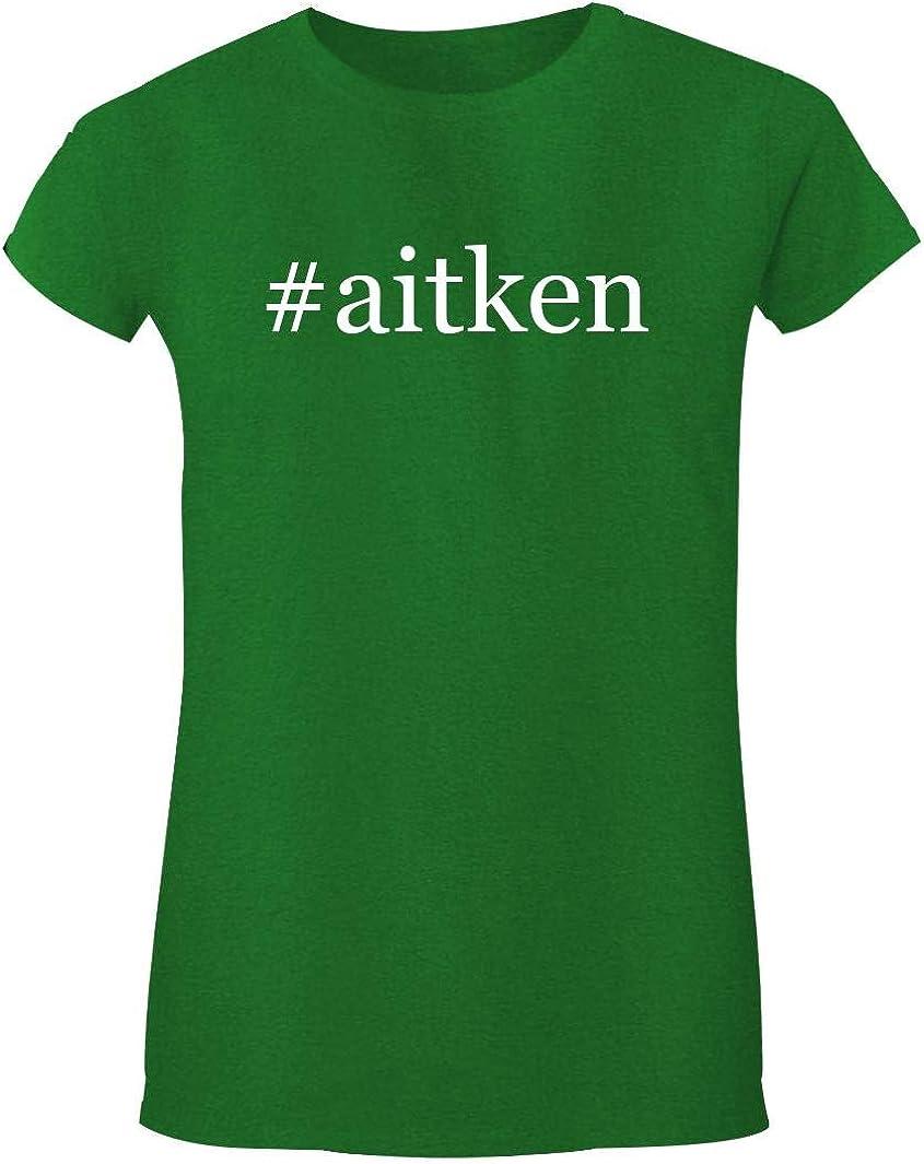 #Aitken - Soft Hashtag Women'S T-Shirt