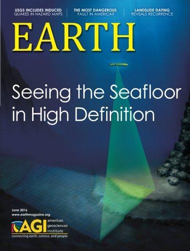 EARTH Magazine: June 2016 pdf epub