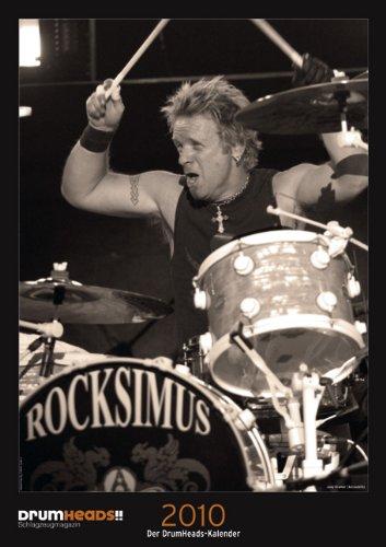 DrumHeads!!-Kalender 2010