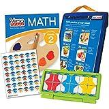 VersaTiles Math Workbook and Answer Case (Grade 2)