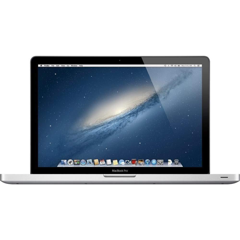 Apple MacBook Pro MD103LL/A 15.4-inch, 4GB RAM, 1TB HDD, Intel Core i7 2.3GHz, Silver (Renewed)