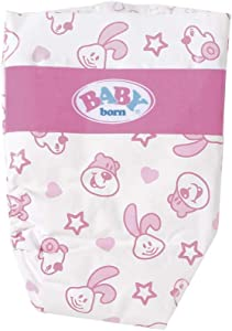Baby Born Nappies 5 Pack [815816]