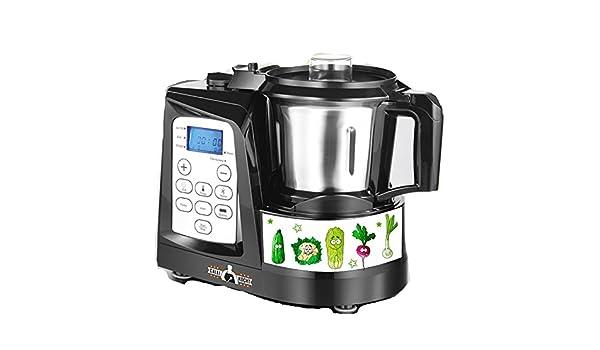 Robot de cocina pegatinas verduras para Calli: Amazon.es
