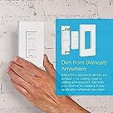 Lutron Caseta Smart Start Kit, Dimmer Switch with
