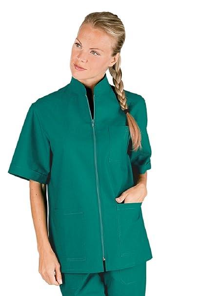 Isacco-túnica médica Samarcanda, Color Verde: Amazon.es: Ropa y accesorios