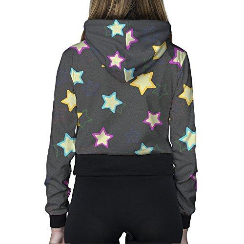 WooHoo Girl - Sudadera con capucha para Mujer -Sistars