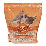 Volkman Seed Avian Science Super Finch Nutritionally Balanced Diet Food 4 lbs