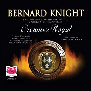 Crowner Royal Audiobook