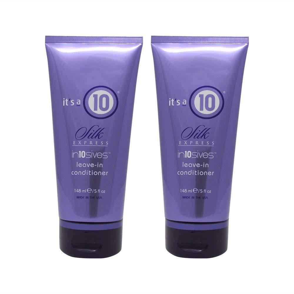 Bundle -2 items : It's A 10 Silk Express In10sives Leave-In Conditioner, 5 Oz (Pack of 2)