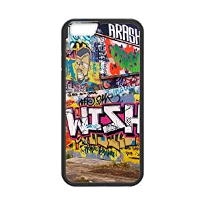 Canting_Good Graffiti street art Custom Case Shell Skin for iPhone6 4.7 (Laser Technology)