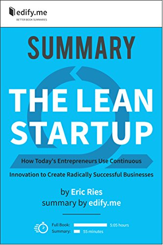 Summary Startup Ries Summaries Depth ebook product image