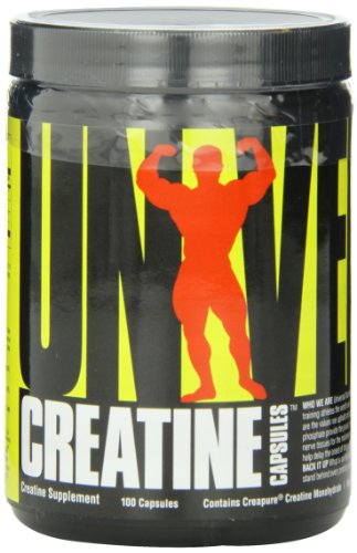Universal Nutrition Creatine, 100 Count