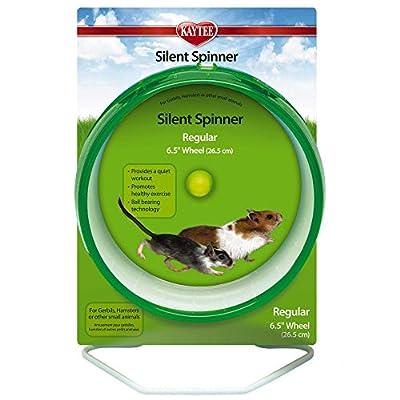 Kaytee Silent Spinner Exercise Wheel from Super Pet