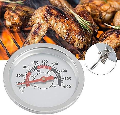Biee Thermom/ètre de four BBQ ext/érieur 7.6 cm
