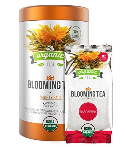 Organic Blooming Tea Flowering Calendula