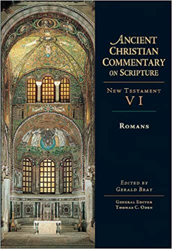 Amazon romans ancient christian commentary on scripture romans ancient christian commentary on scripture 02nd edition sciox Gallery