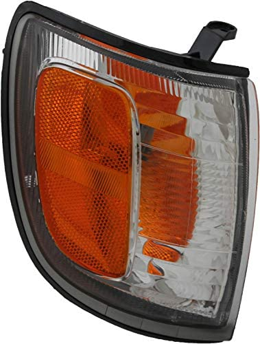 JP Auto Corner Signal Side Marker Light Lamp Compatible With Toyota 4Runner 1999 2000 2001 2002 Driver Left Side