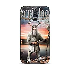 AlissaDubois Samsung Galaxy S5 Excellent Cell-phone Hard Covers Support Personal Customs Stylish Korpiklaani Band Skin [DYO5336kmDp]