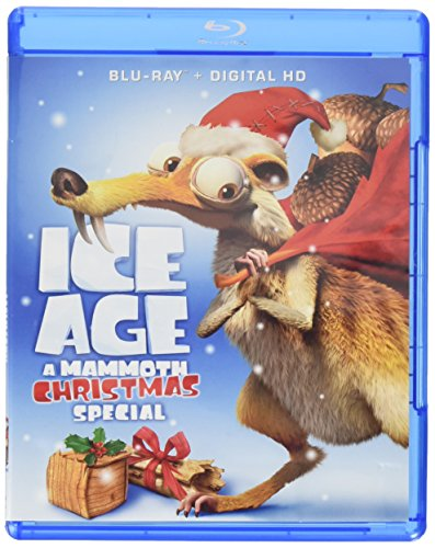 Ice Age: A Mammoth Christmas Special Blu-ray