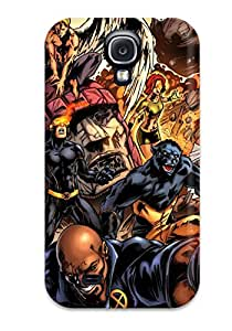 Premium Case With Scratch-resistant/ X-men Case Cover For Galaxy S4