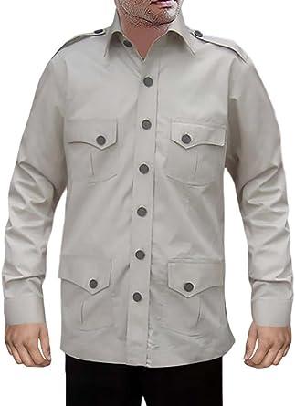 INMONARCH HS112 - Camisa de Caza para Hombre (algodón, 4 ...