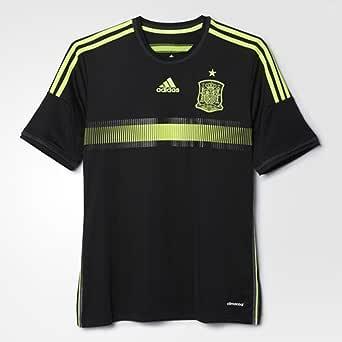 adidas - Camiseta 2ª equipación Selección Española de Fútbol: Amazon.es: Zapatos y complementos