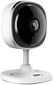 UL-TECH 1080P HD IP Camera,10m Night Vision,Two-way Audio,P2P Remote,Multiple-user Control,Motion Detection,Email Alarm,Fisheye View,SD Card Storage