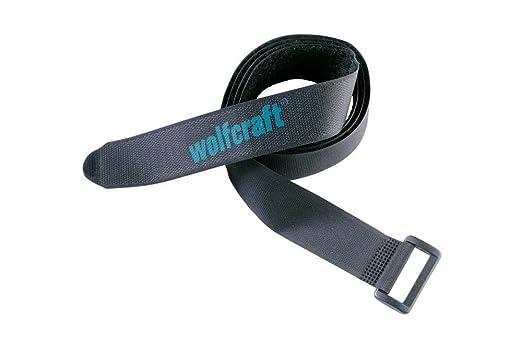 3 opinioni per Wolfcraft 3009000- 2 Nastri velcrati, 30