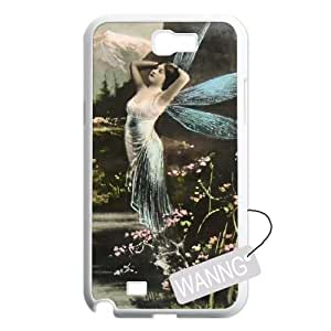 Dragonfly Samsung Galaxy Note2 N7100 Protective Case, Dragonfly DIY Case for Samsung Galaxy Note2 N7100 at WANNG
