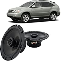Fits Lexus RX330 2004-2006 Front Door Factory Replacement Harmony HA-R65 Speakers New