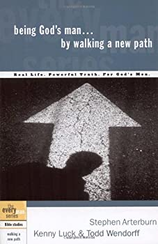 Being God's Man by Walking a New Path 1578569192 Book Cover