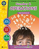 Number and Operations, Grades 6-8, Nat Reed, 1553194705