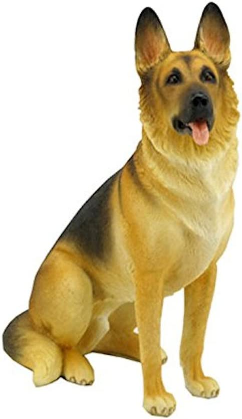 US German Shepherd Dog Figurine
