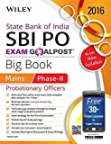 Wiley's State Bank of India Probationary Officer (SBI PO) Exam Goalpost Big Book: Mains, Phase-II
