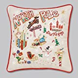Catstudio North Pole 1 Pillow - Original Geography Collection Home Décor 124(CS)