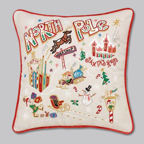 Catstudio North Pole 1 Pillow