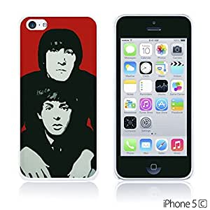 OnlineBestDigitalTM - Celebrity Star Hard Back Case for Apple iPhone 5C - Beatles
