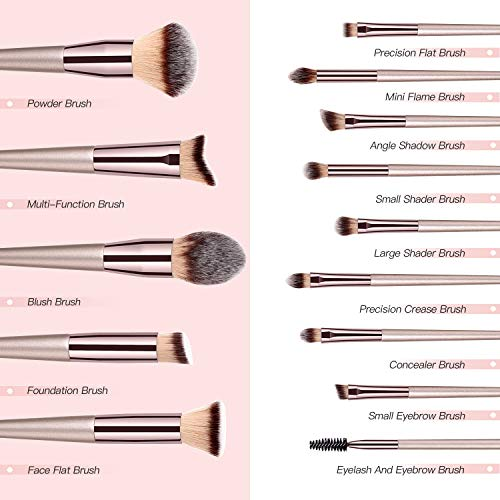 Buy quality makeup brushes