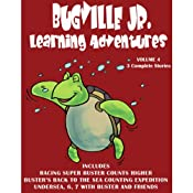 Bugville Jr. Learning Adventures Collection #4 | Robert Stanek