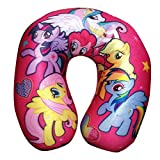 Neck Pillow - My Little Pony - Friendship is Magic Travel Pillow New 705975