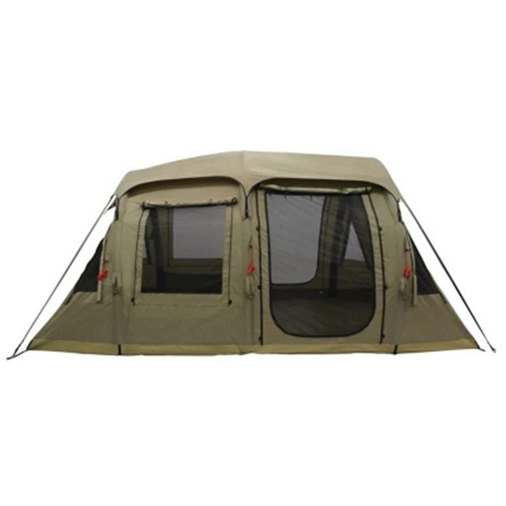 Chenyang86 Zelt-Outdoor-aufblasbares Zelt Camping ohne Pole Luftsäule Zwei Zimmer und und und eine Halle B07PGTJ2ZM Zelte Haltbarkeit 506346