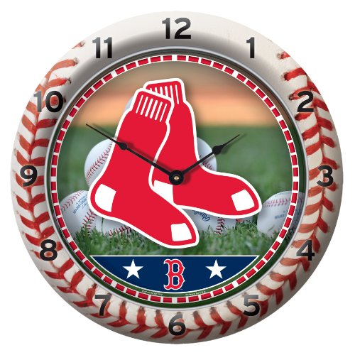 MLB Boston Red Sox Game Clock, 10.75