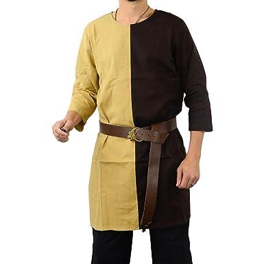 Amazon com: Armor Venue 14th Century Two-Tone Tunic: Clothing
