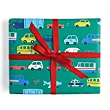 Sea Urchin Studio Cars and Trucks Gift Wrap